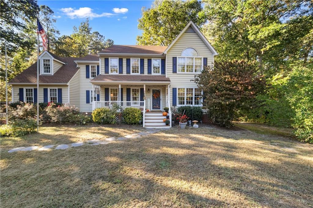 Welcome to 12230 Balta Road, this renovated home is located in the Second Branch subdivision on 1.34