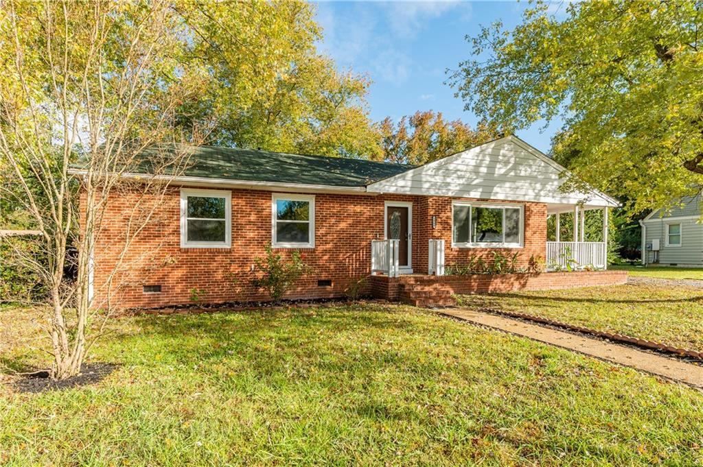 Welcome Home to this Newly Renovated Brick Rancher packed with Smart features.  As you enter the Hom