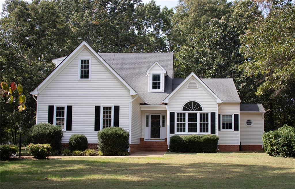 You won't want to miss everything this amazing home on 2.2 acres has to offer! On the main level, yo