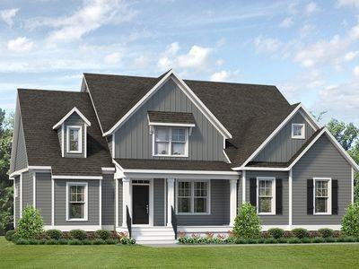 The Augusta Home Plan IS UNDER CONSTRUCTION by Main Street Homes! This stunning Energy Star certifie