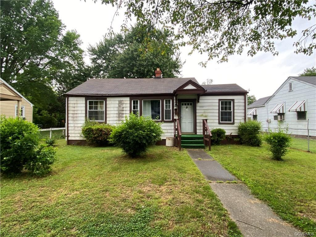 Home being sold As-Is. Newer windows, roof is about 10 yrs old. Fully fenced rear yard, hardwood flo