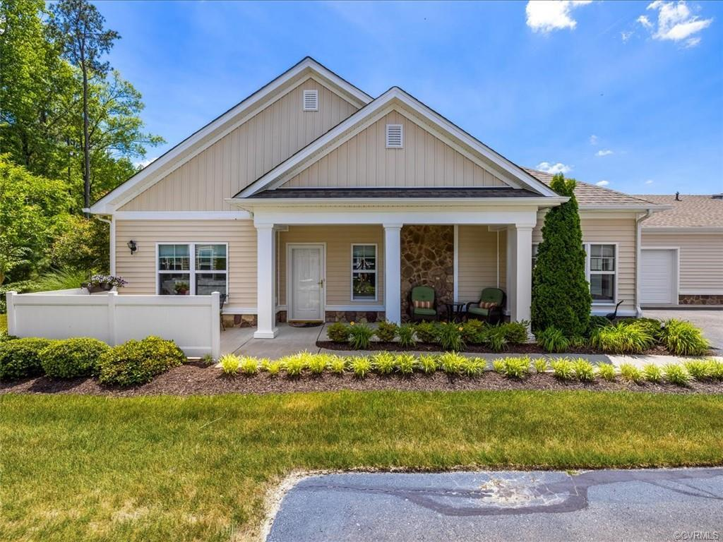 Through NO fault of the Seller, this Immaculate one-level living in desirable Harvest Glen is back o