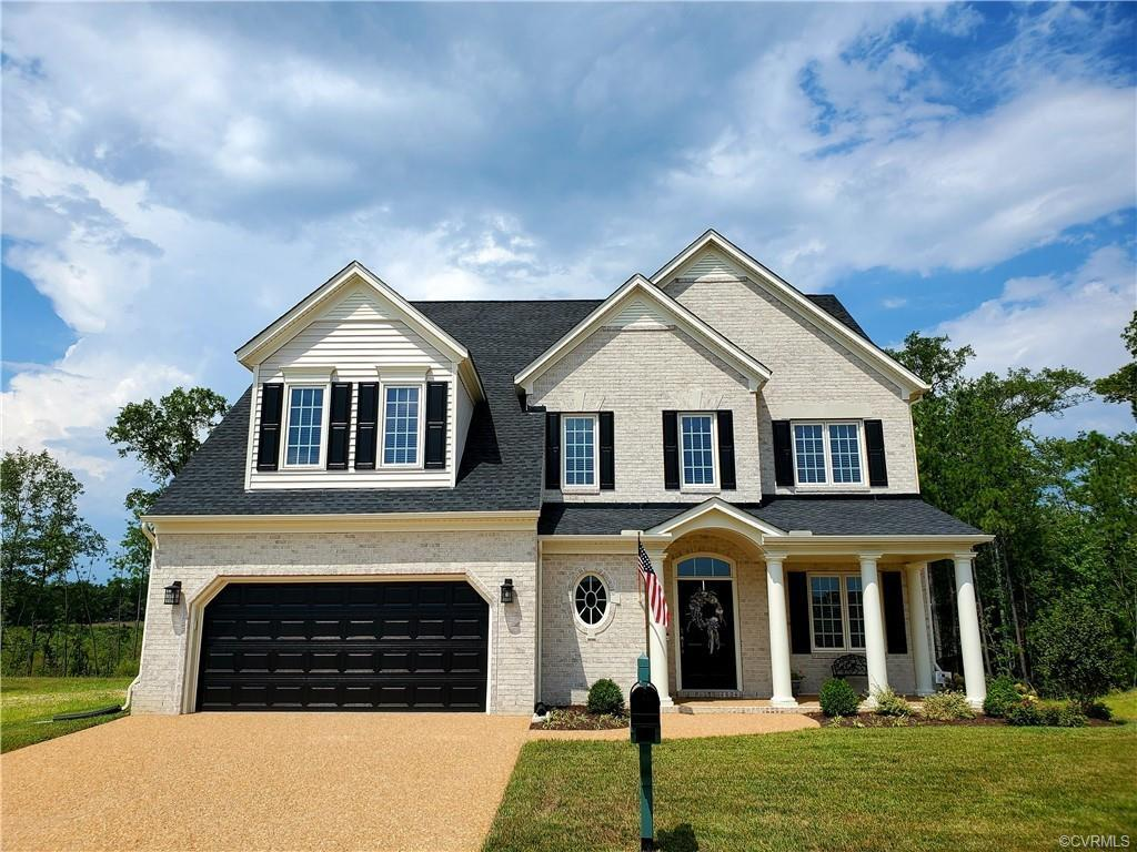 To Be Built! FINAL OPPORTUNITY IN DOMINION PARK! PRIVATE WOODED HOMESITE! The Siena is a gorgeous wi