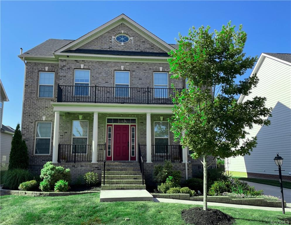 Amazing maintenance free home in Short Pump! Over 5000 sq ft on 4 levels. 5 Bedrooms, 5.5 baths, bri