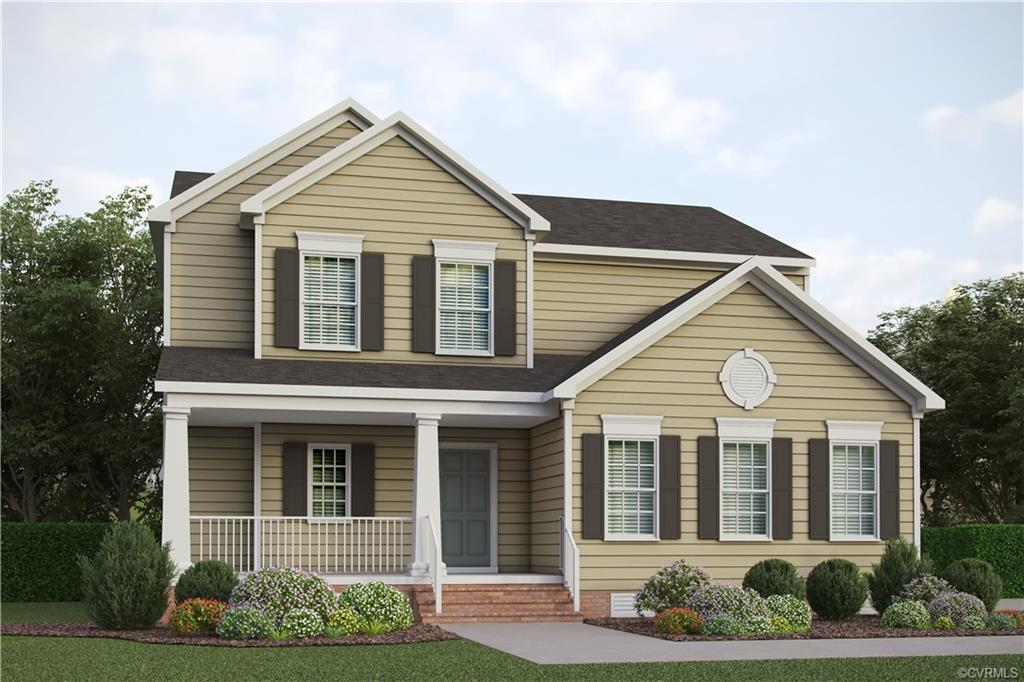 NOW SELLING REED MARSH BY BOONE HOMES! To be built- Meet the Palermo. This home is smartly designed