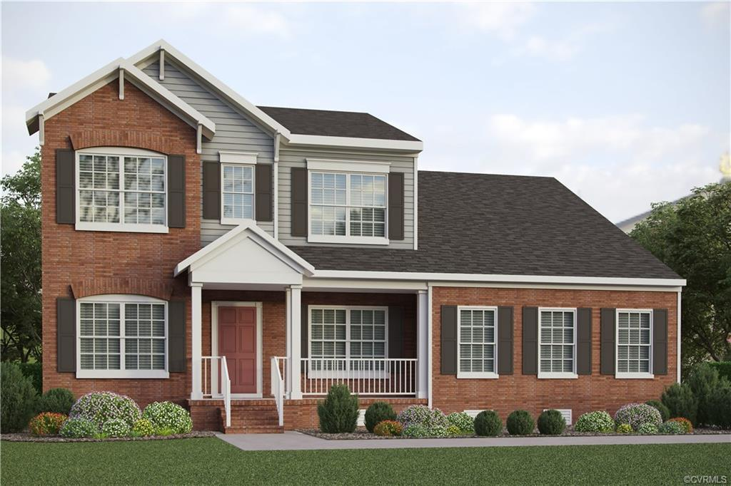 NOW SELLING REED MARSH BY BOONE HOMES! TO BE BUILT- Meet the Calabria- a smartly designed, first flo