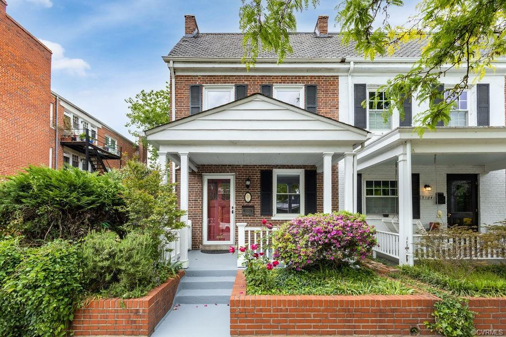 The timeless charm and classic design of this Museum District home speak to the wonderful features f