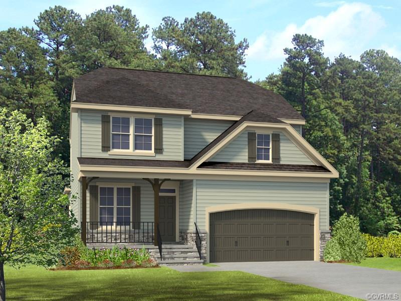HOME IS NOT BUILT. List price reflects base price and elevation, Purchaser may select structural and
