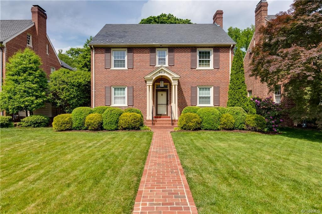A must-see colonial home in the well established Malvern Gardens awaits! Wood floors throughout and