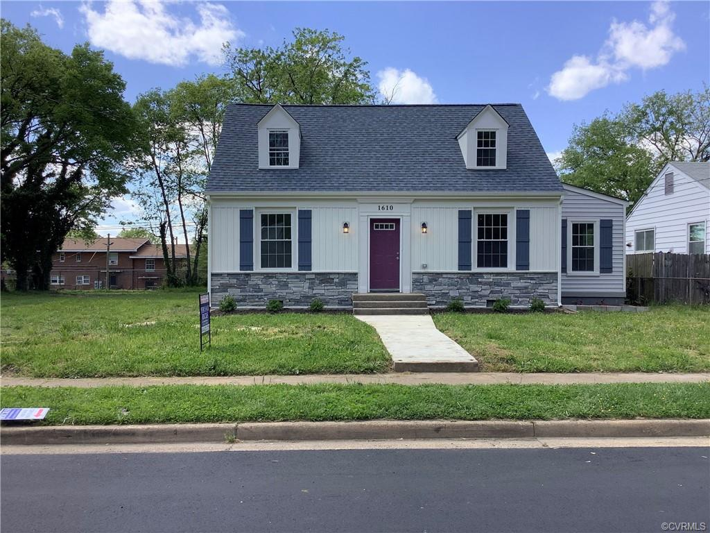 Welcome 1610 Spotsylvania Ave, Home has been totally renovated.  Featuring a spacious living room wi