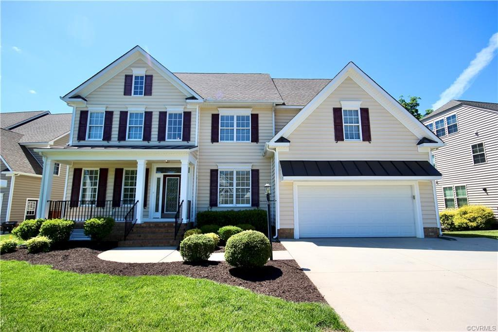 Walk-Out Basement Home Located in the Sought After Rutland Subdivision!  This Home Features Over 4,5