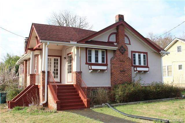 Very Unique Bungalow in Bryan Park Heights just off of Lakeside Ave. With in walking to some Restaur