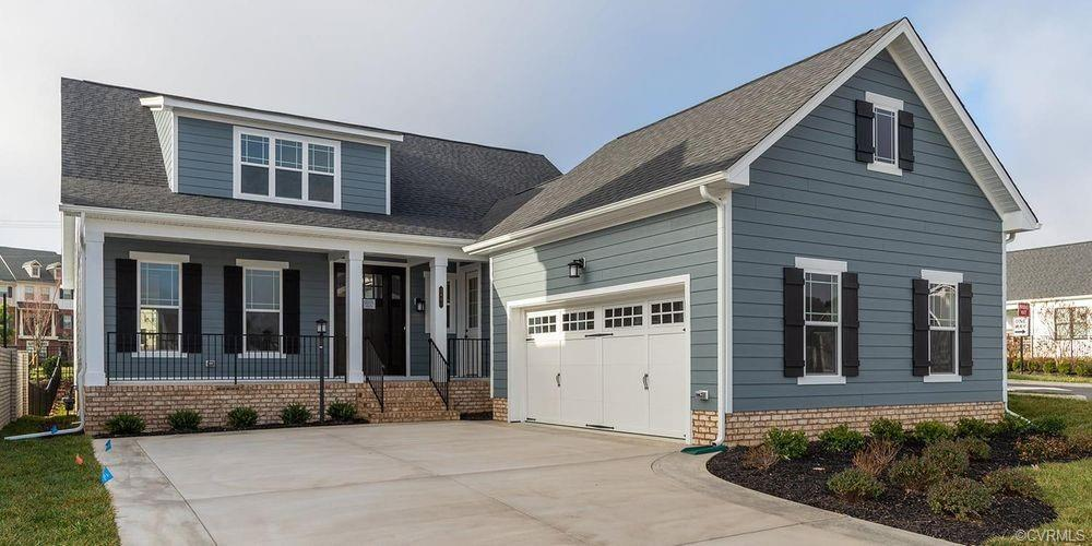 QUICK MOVE-IN LATE SUMMER 2021 - THE RALEIGH HAS IT ALL! Fall in love with the huge Family Room that