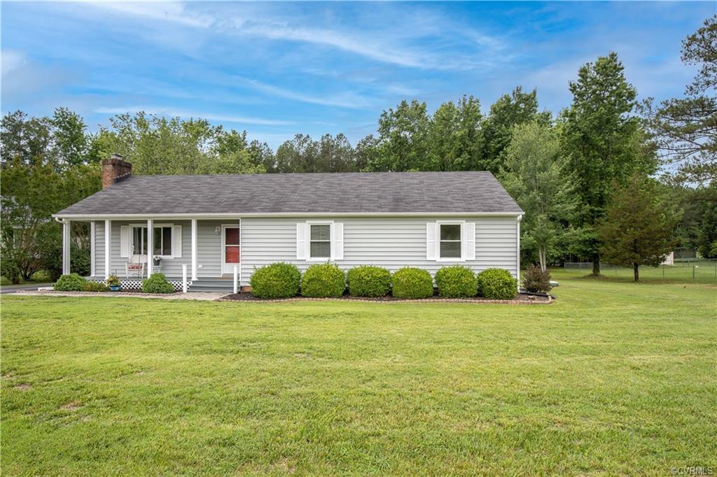 Welcome to this charming and well maintained move in ready ranch home situated on 1.77 acres.  Desir