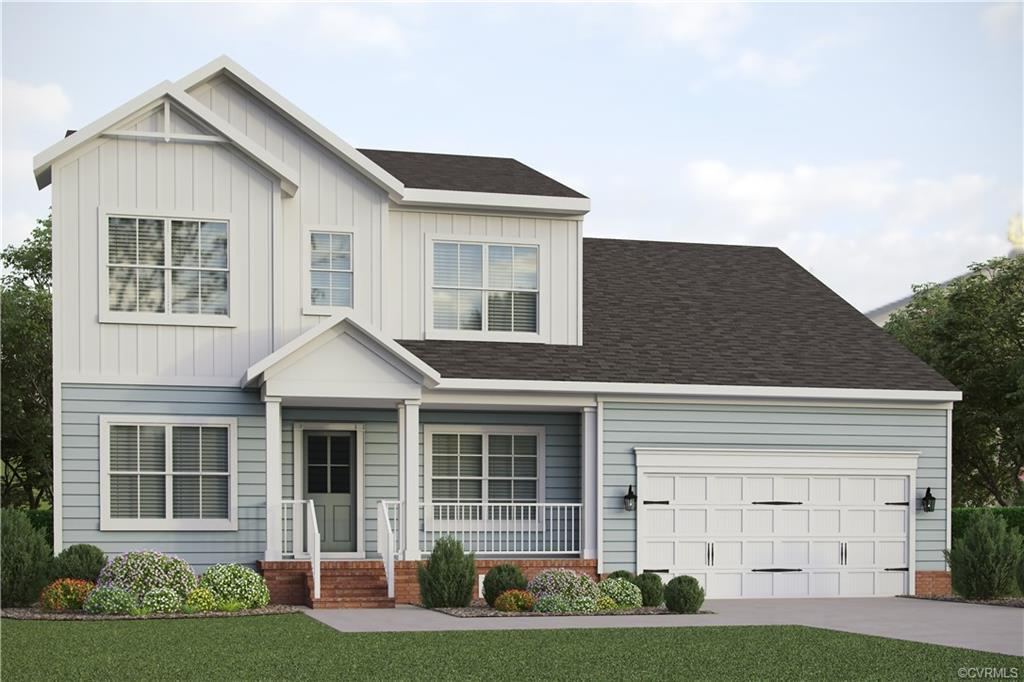 NOW SELLING REED MARSH BY BOONE HOMES! TO BE BUILT- Meet the Calabria- a first floor owner's suite h