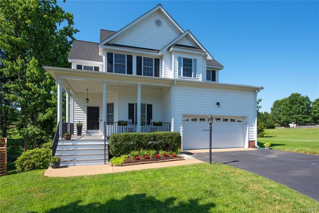 Situated in a quiet cul-de-sac on a landscaped lot, is this immaculate, one owner home offering 4 bd