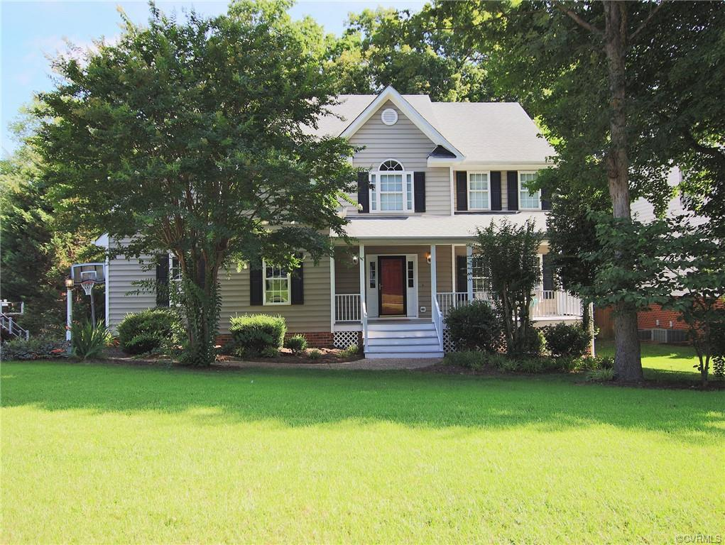 Looking for a beautiful Atlee area move-in ready 5 bedroom, 2 ½ bath and almost 2900 square foot hom