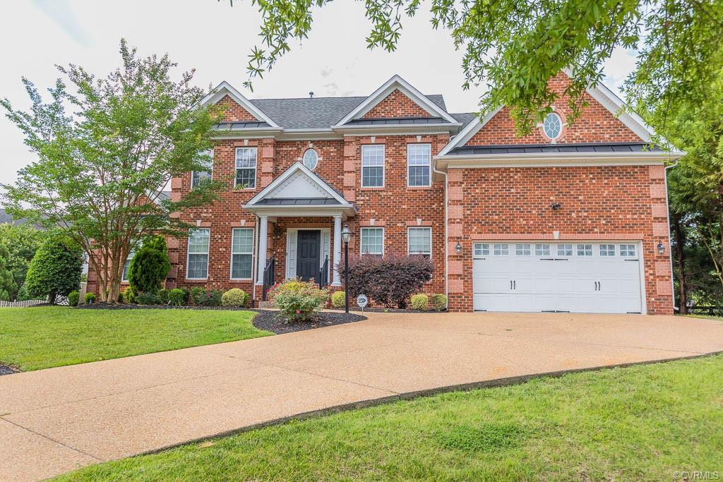 Welcome to this stunning home with 5 bedrooms, 5.5 bathrooms and a finished basement! Two primary be
