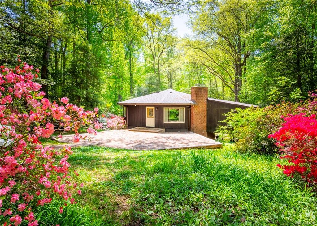 This home is a must see! Rare find in Hanover County, 6+ acres in Atlee High School district with 3