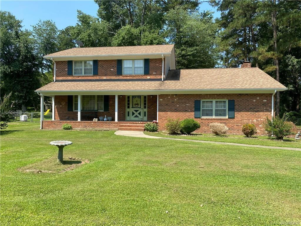 Welcome home to 14604 Tranor Avenue.  This ORIGINAL well maintained brick 2 story home features 4 be