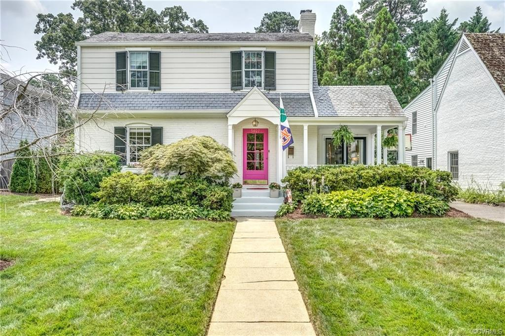 Charming 1941 Colonial in the Heart of Glenburnie on the Park. Aside from a great location, the prop
