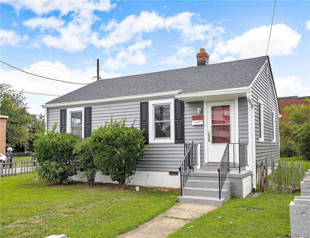 GREAT CORNER LOT in CHURCH HILL!  WELL MAINTAINED WITH LOTS OF UPDATES!  NEWER ROOF - NEWER HVAC SYS