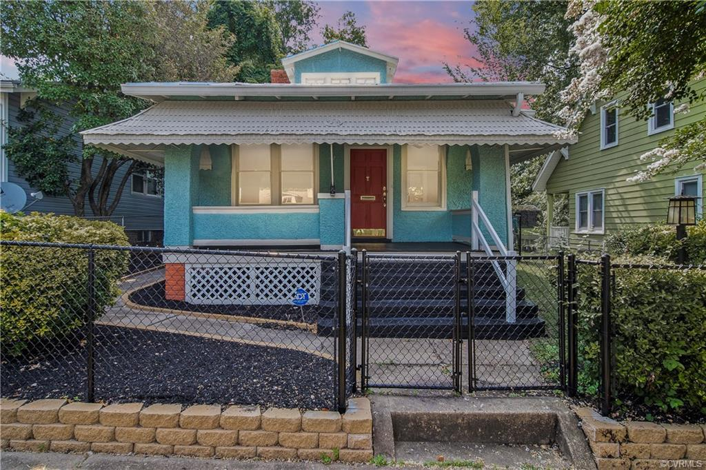 You're going to LOVE this renovated, craftsman style bungalow with THREE BEDROOMS and over 1300 SQUA
