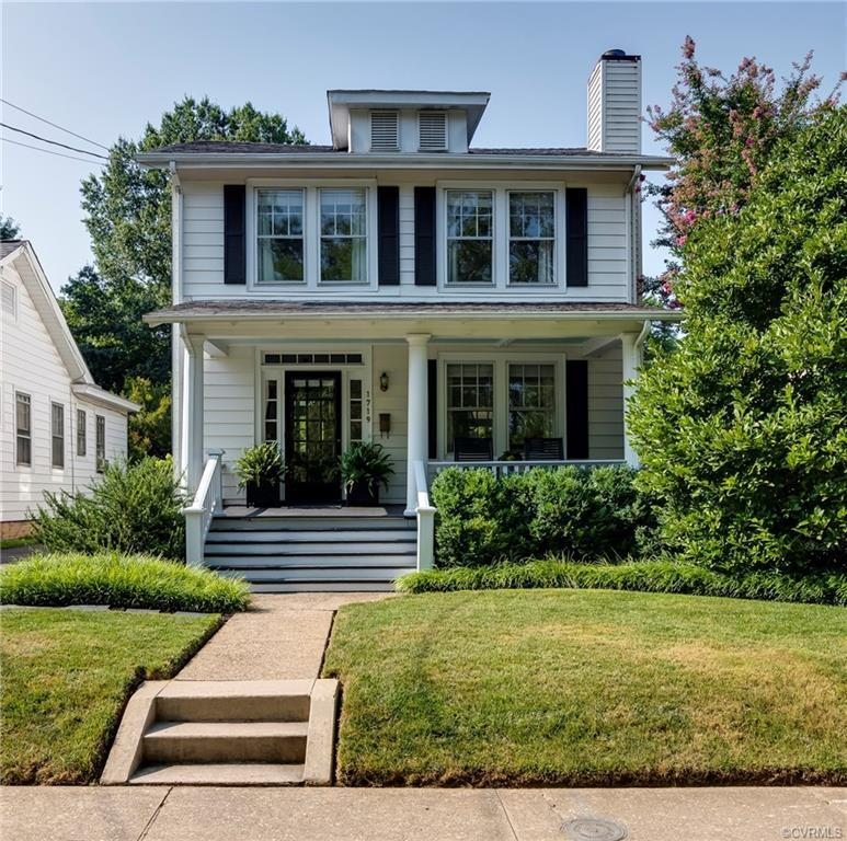 This classic foursquare brings the charm but with updates! When you arrive at 1719 Elmsmere Ave you