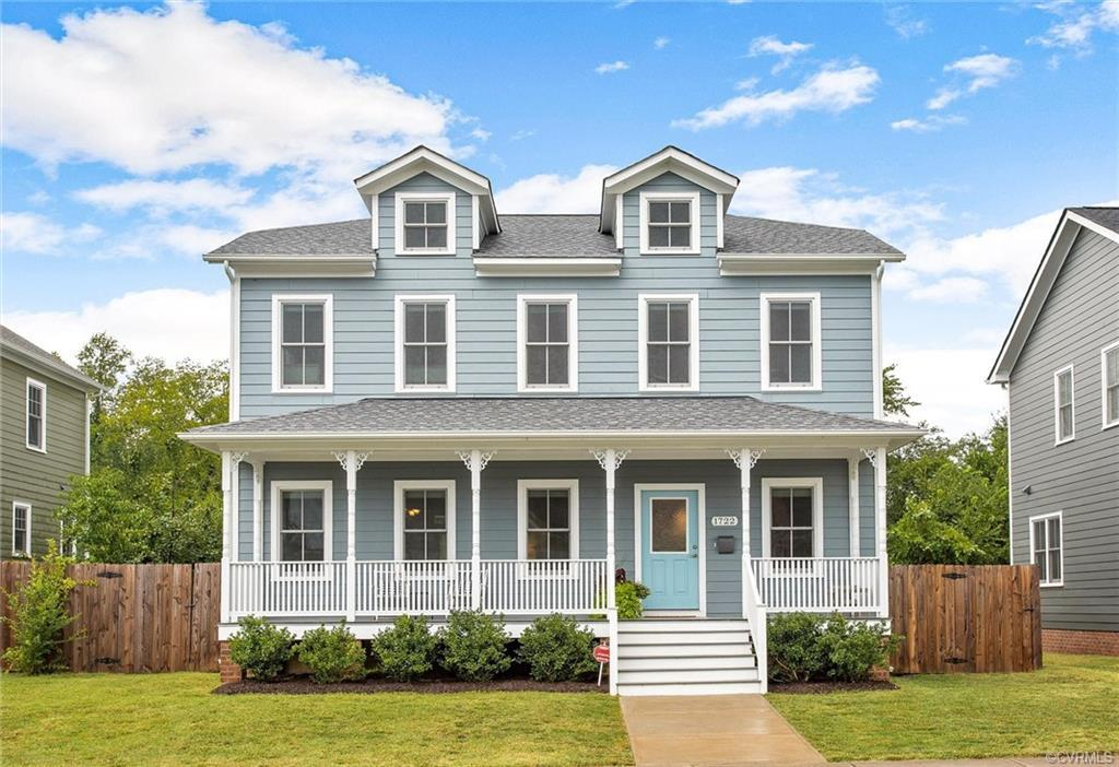 Built in 2018 and beautifully maintained, this gorgeous 3 bed, 2.1 bath home is sure to take your br