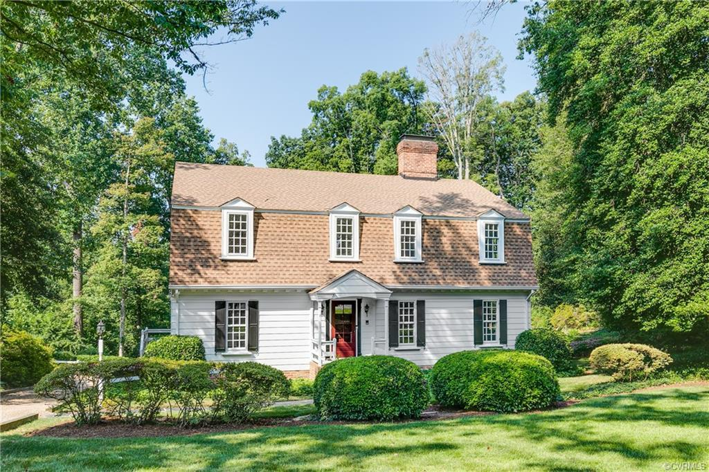 4 bedroom, 2 full and 2 half bath brick dutch colonial in beautiful Stratford Hills. Newly refinishe
