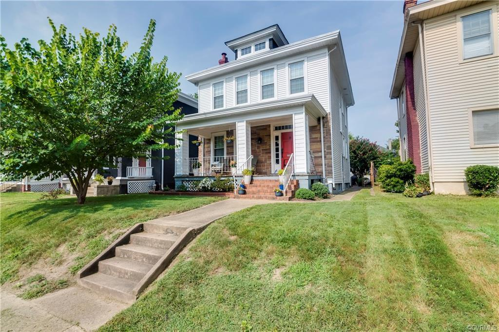 Welcome home to 2412 Barton Avenue! Great Northside location, historic features, charm throughout, w