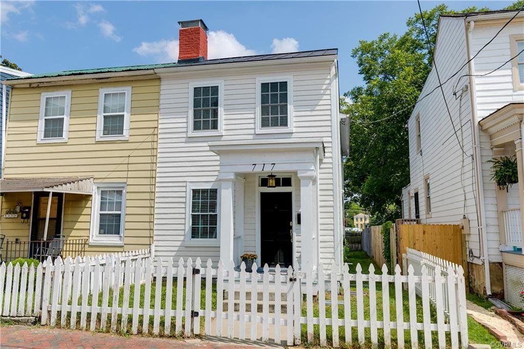 Historic charm meets chic contemporary comfort! 1850s rowhouse walkable to various neighborhood hots