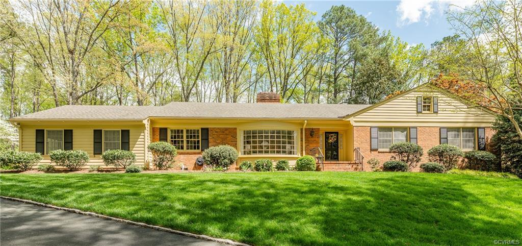 Serenely located in Sleepy Hollow, this one of a kind 4 bedroom, 3 full bath, 2 car garage, 3719 sq.
