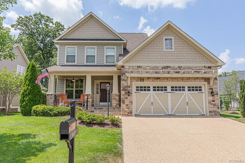 Don't miss this well maintained home in the highly sought after community of Parke at Saddlecreek. O