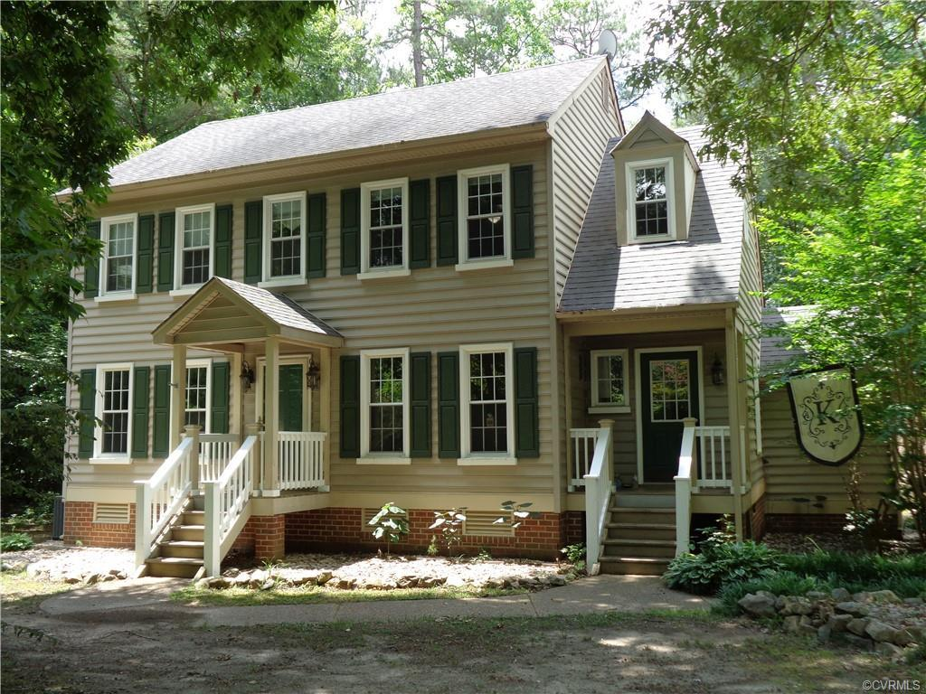Incredible property. In the heart of Southern Chesterfield. 2.092 ACRES. Nothing but woods in your b