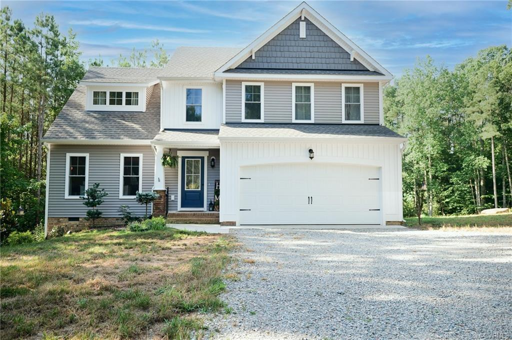 All the luxury of new construction-with less cost! Move-in-ready, 4 Bed/2.5 Bath craftsman beauty, b