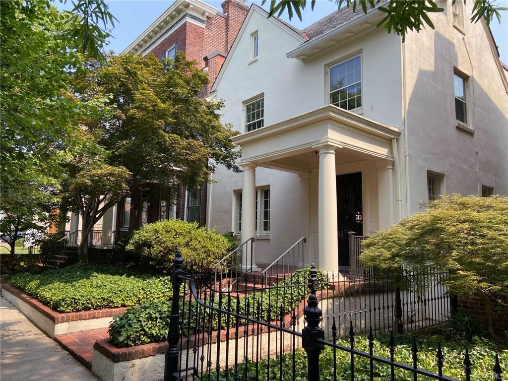: Bring your contractor! Sold AS-IS. Exterior in great condition. Located in the monument avenue his