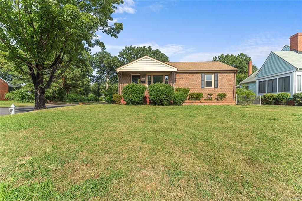 Beautifully remodeled 3BR 2BA Brick Rambler located in the Northside neighborhood! This one has been