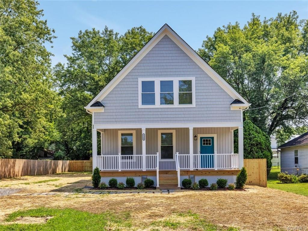 Welcome home to this incredible brand new move-in ready Transitional in Henrico! Gorgeous finishes,
