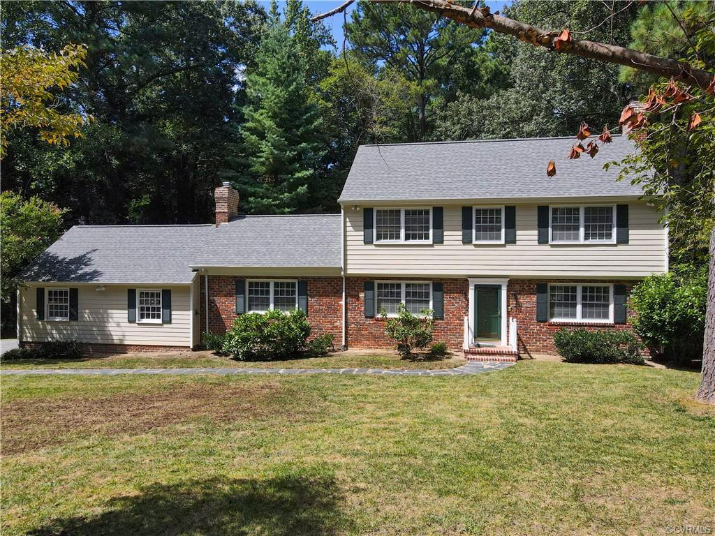 Stately one owner home; first offering ever.  Located in the premier south of River Rd neighborhood