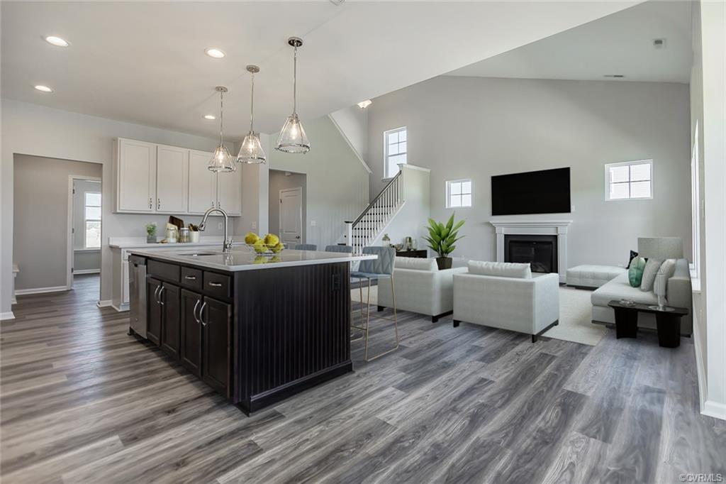 TOUR OUR MODEL HOME UNDER CONSTRUCTION! - Reed Marsh- a new home community in the heart of Goochland