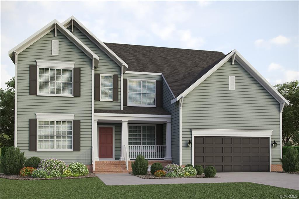 TOUR OUR MODEL UNDER CONSTRUCTION! Reed Marsh, a Goochland community offering small town living with