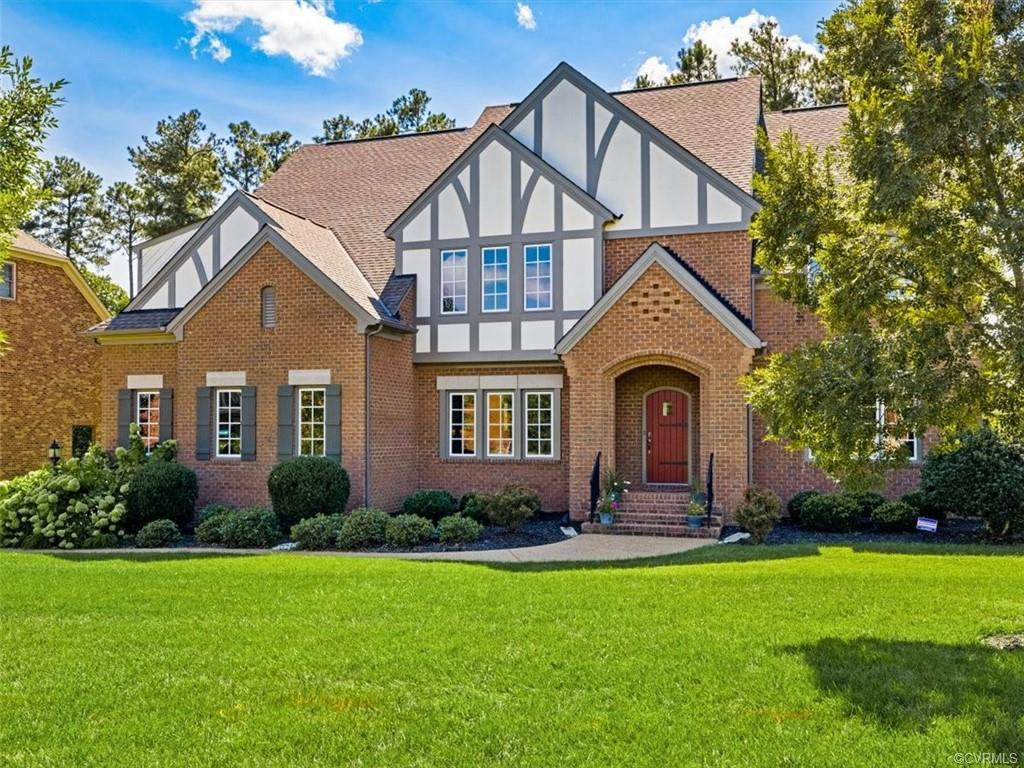 This stunning and meticulously-maintained Tudor in the always desirable Westcott section of Grey Oak