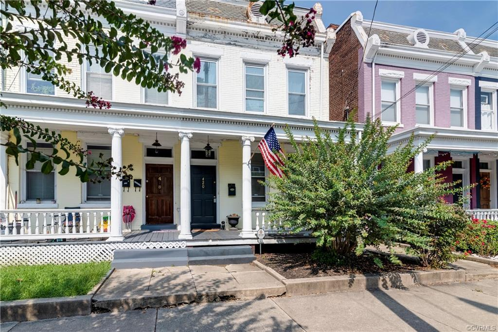 An incredible opportunity just blocks from Chimborazo park! You'll love this historic Church Hill ho