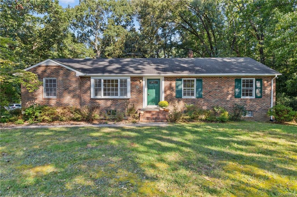Spacious Brick home on almost 2 acres in beautiful Hanover County. This home has been meticulously m