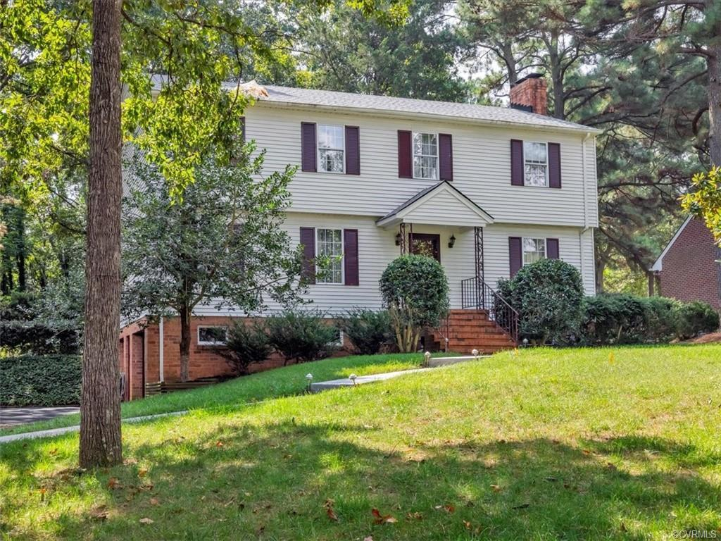 This lovely home is being sold AS IS - 1 owner home - 4 bedrooms 3 full baths one 1/2 bath - LARGE k