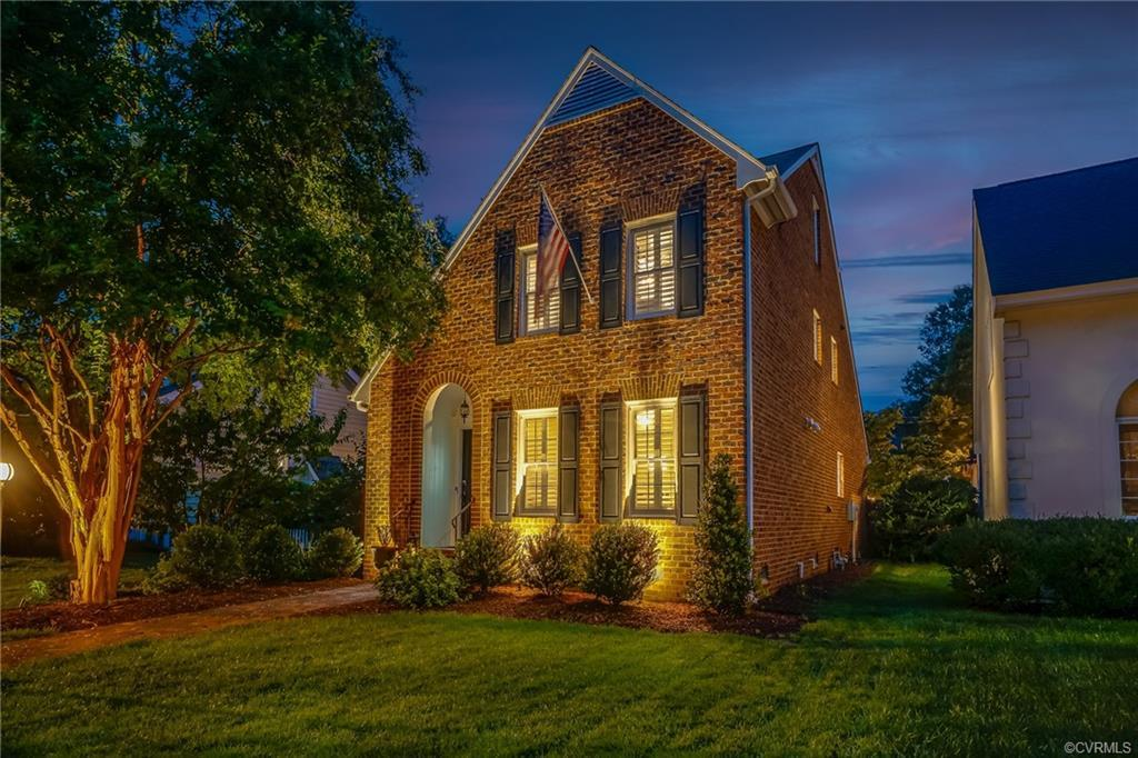 Welcome to 4408 Hanover Ave! This immaculate home sits just blocks from the Libbie and Grove shoppin