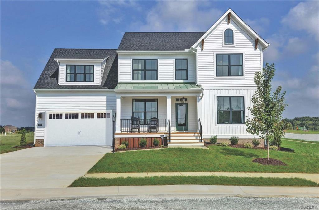 Build the Jefferson Home Plan by Main Street Homes! This efficient and remarkable five bedroom and f