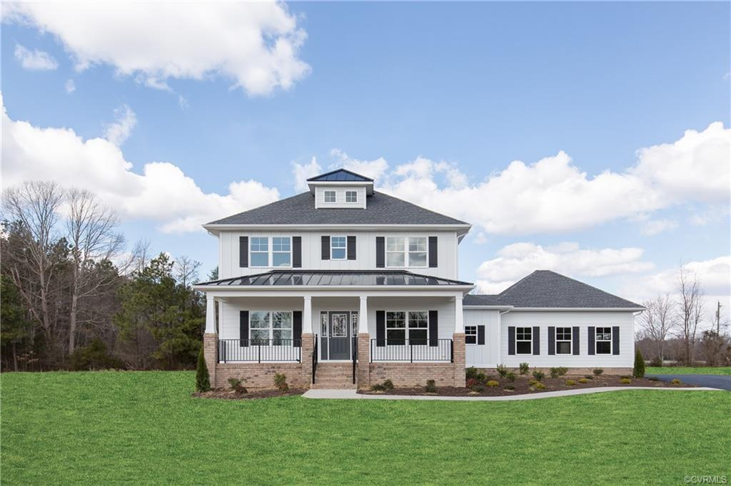 """Welcome to Lot 6 Pinhook Rd! This brand new home built by RCI,""""The Charlotte,"""" sits on a 9.13 acre l"""