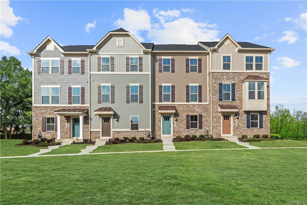 WELCOME TO WINDING BROOK TOWNHOMES! Winding Brook matches the affordability you have been looking fo